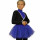 боди васильковое+лосины+юбка-пачка васильковая+черное болеро+чехлы боковой передний вид главная