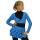 боди+лосины+юбка бабочка голубая+ болеро голубое+чехлы боковой передний вид главная