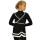боди+лосины+юбка-лайн черно-белая+ болеро черное+чехлы передний вид главная