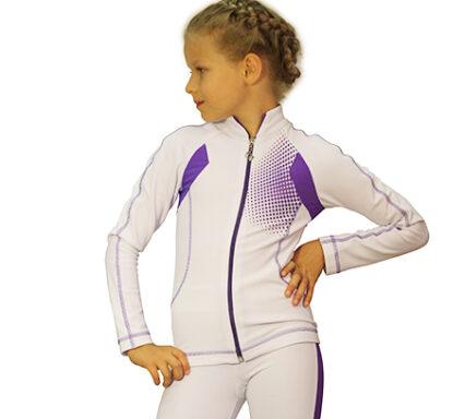 термокомплект ойлер белый с фиолетовым передний вид главная