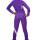 термокомплект ойлер фиолетовый с белым  задний вид главная