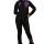 термокомплект ойлер черный с фиолетовым  передний вид