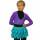 боди+лосины+юбка бабочка бирюзовая+ болеро фиолетовое+чехлы передний  вид главная