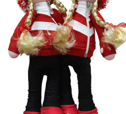 куклы в костюме лучи